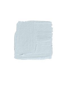 """BENJAMIN MOORE ICEBERG 2122-50: """"This is a lovely pale blue, so faint that it brings the sky into the room. It's neither cold nor too blue. Instead, it simply adds a crisp background for a calming sleep or a restful read. Raw woven silks in blues or soft whites react well to this shade. Surprisingly, to get the most out of a blue-and-white scheme, every room needs a serious hit of black. I suggest glossy doors or ebonized furniture."""" -Steven Gambrel"""