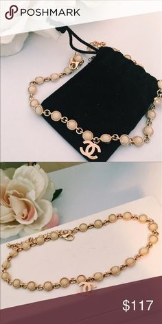 ROSE GOLD NECKLACE 💫 This is absolutely gorgeous! Inspired Rose Gold This one won't last long! So make me a offer 💫💫💫 Jewelry Necklaces