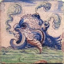 antique delft ceramic tiles - Google Search