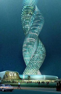 proposed infosys building in Kuwait