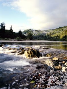 Mad River, Humboldt County, California