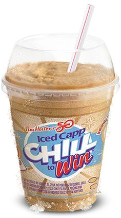 Catch the Chill – Tim Hortons – Chill to Win