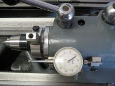 tailstock depth system