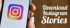 Herramienta gratuita para descargar cualquier historia de Instagram Instagram Story, Social Media, Phone Cases, Blog, Light And Shadow, Shades, Positive Things, Branding, Tools