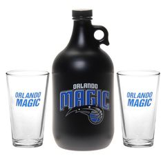 Orlando Magic Jug & Pint Glass Mixed Box Set