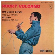 Rocky Volcano - Mon Amour Disparu +3 (1961)