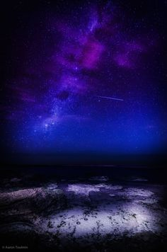 """Shooting Star"" by Aaron Toulmin, Australia"