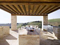 Le Marche Villa by Wespi de Meuron Architekten