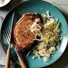 Honey-Brined Pork Chops