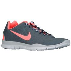 Nike Free TR Fit 3 - Women's - Armory Slate/Armory Navy/Pure Platinum/Atomic Pink