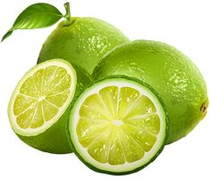 Limes PNG Clipart Picture
