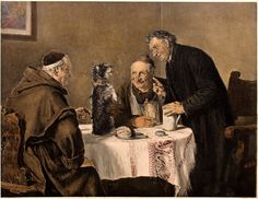 Why Are Monks Always Holding Beer in Paintings? - Huh? | Guff