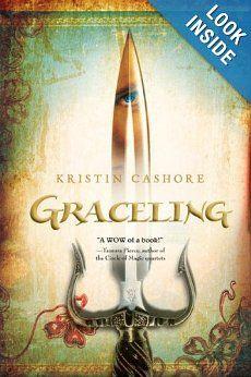 August 2013: An outstanding children's book: Kristin Cashore, Graceling