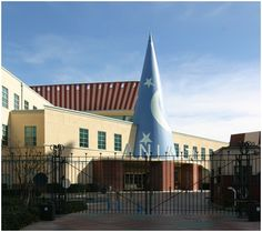 Disney Feature Animation Studios, Burbank CA