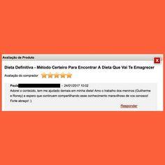 Mais uma avaliação positiva dos nossos materiais! . Sempre bom poder ajudar com nosso conteúdo Paula! . Pra conhecer é só digitar no seu navegador: http://ift.tt/2kZA3Ef . #senhortanquinho #paleo #paleobrasil #primal #lowcarb #lchf #semgluten #semlactose #cetogenica #keto #atkins #dieta #emagrecer #vidalowcarb #paleobr #comidadeverdade #saude #fit #fitness #estilodevida #lowcarbdieta #menoscarboidratos #baixocarbo #dietalchf #lchbrasil #dietalowcarb