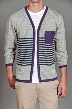 Vive French Terry Cardigan