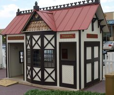 Custom Playhouse Designs for Businesses | Lilliput