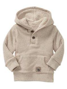 Marled French terry knit hoodie | Gap Little Boy Outfits, Baby Boy Outfits, Kids Outfits, Baby Boy Fashion, Kids Fashion, Boys Winter Clothes, Boys Wear, Kids Pants, Stylish Kids