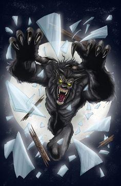 Werewolf by Ben Hansen