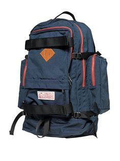 This wallet-friendly backpack — a collaboration between Kelty and Element Skateboards — boasts features that'll appease alpinists and skaters alike.