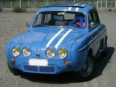 Renault Dauphine Gordini - www.nesridiscount.com