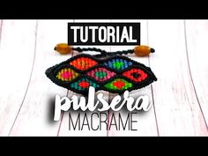 (47) Pulsera reciclada rellena ♥︎ macramé | Tutorial | How to - YouTube