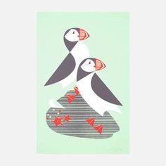 Fab.com | Bold, Geometric Animal Prints