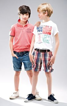 Brums – kids on the runway Stylish Little Girls, Little Boy Fashion, Baby Boy Fashion, Teen Fashion, Tween Boy Outfits, Boys Summer Outfits, Toddler Outfits, Cute Boys, Kids Boys