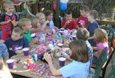 kids birthday party atlanta