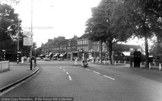 Photo of Dulwich, the Village c1965