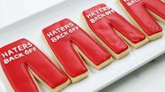 Haters Back Off! Pants -Cinnamon Cookie Recipe