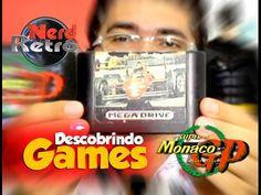 Nerd Retrô - Super Monaco GP - Mega Drive