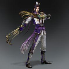 Zhang He & Weapon (Wei Forces)