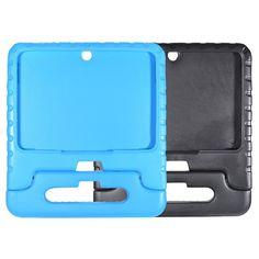EVA a prueba de choque Silicona Protector Caso Cubierta Para Samsung Tab4 10.1 Inch Tablet