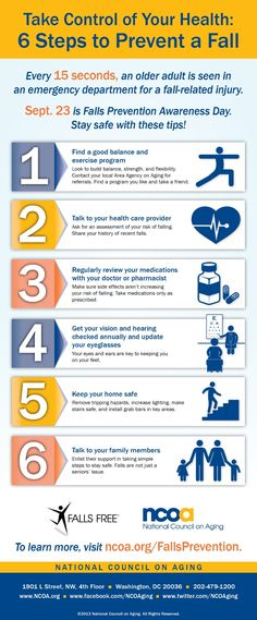 Falls Prevention Awareness Day Resources Pinned By OttoolkitCom