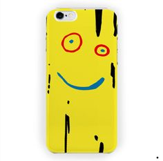 Mr Plank Smile The Fighting Chance For iPhone 6 / 6 Plus Case