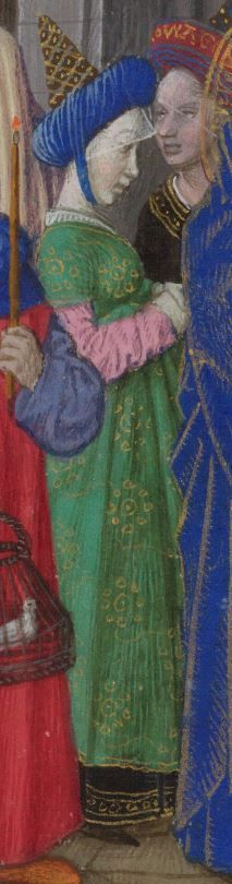 Add MS 18851 Date c 1497 Title Breviary, Use of the Dominicans ('The Breviary of Queen Isabella of Castile') Folio 337r
