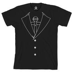 Camiseta SBT Microfone