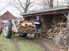 Splitting Wood by Hand-The Zucchini Patch Blog-Grit Magazine