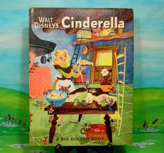 Cinderella A Big Golden Book 1967