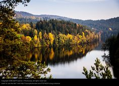 Foto 'Herbststimmung in Bayern' von 'derProjektor'