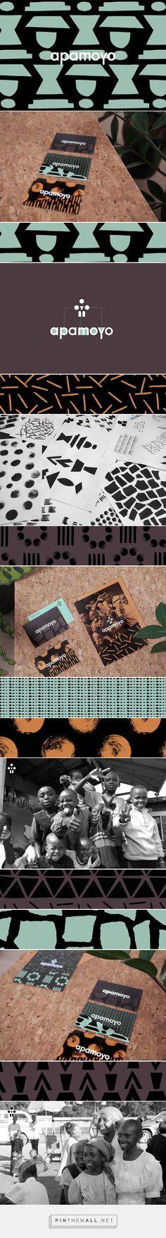 Apamoyo Educational Organization Branding by KittoKatsu GmbH | Fivestar Branding Agency – Design and Branding Agency & Curated Inspiration Gallery