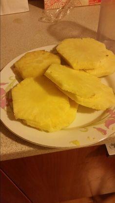 #ananas #frutta ne mangerei una quantità enorme di ananas!