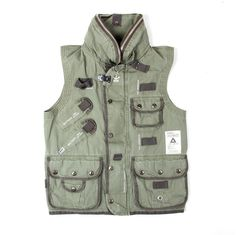 d70aa51cd870f Neighborhood NBHD U.S.N.V. Vest. Ana Kristiansson · Vest