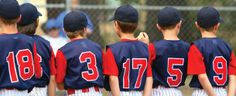 DFW- Baseball Centers for Kids