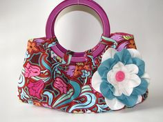 Purse Making Tips/Hints for professional looking purses