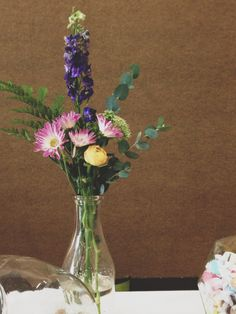 Wildflower wedding [by t stockton] | fibre and spice