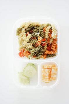 Quick and easy lunch idea! #easylunchboxes #lunch #schoollunch #lunchideas