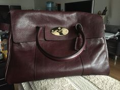 Oxblood Mulberry Bayswater