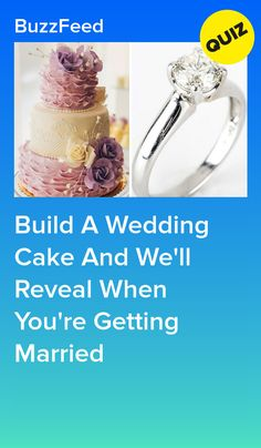 Build A Wedding Cake And We'll Reveal When You're Getting Married Quizzes About Boys, Fun Quizzes To Take, Prom Dress Quiz, Disney Prom Dresses, Wedding Quiz Buzzfeed, Baby Quiz, Best Buzzfeed Quizzes, Fun Personality Quizzes